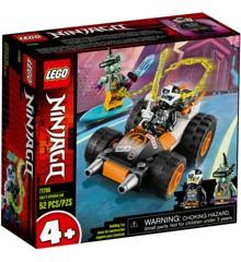 LEGO Ninjago - Coles Racerbil (71706)