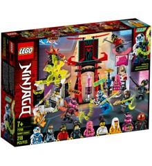 LEGO Ninjago - Spillermarked (71708)
