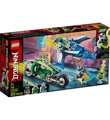 LEGO Ninjago - Jay og Lloyds superhurtige racere (71709)