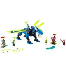 LEGO Ninjago - Jay's Cyber Dragon (71711)
