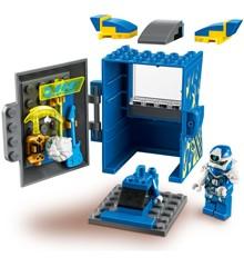 LEGO Ninjago - Jay Avatar - Arcade Pod (71715)