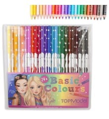 Top Model - Colouring Pencils (046710)