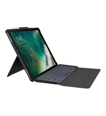 "Logitech - Slim Combo Tastatur cover iPad Pro 12,9"""