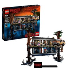 LEGO Ideas - Vrangsiden (The Upside Down) (75810)