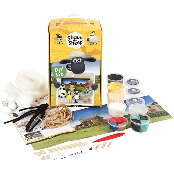 Shaun the Sheep - Farm Clay Set (97082)