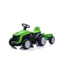 Azeno - Elektrisk Traktor med Vogn