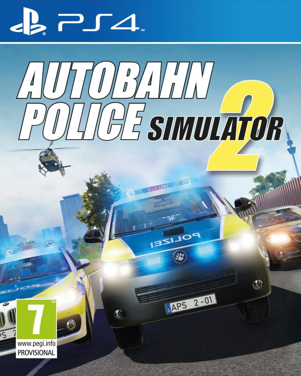 Bilde av Autobahn Police Simulator 2