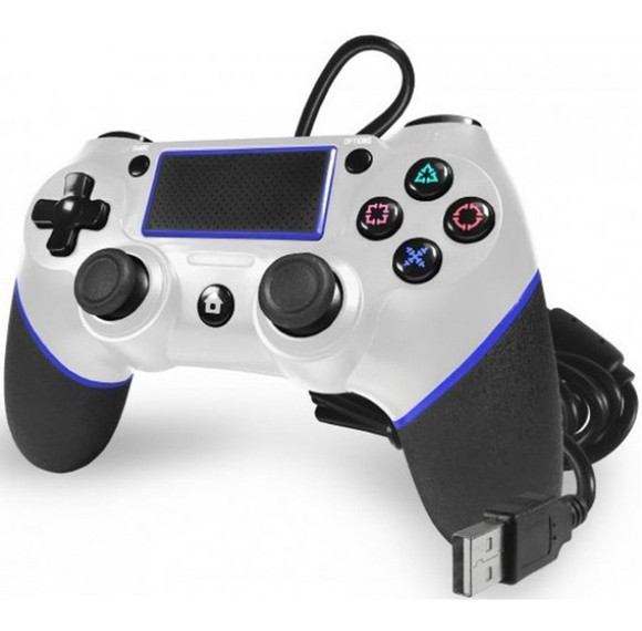 TTX Playstation 4 Champion Wired Controller White