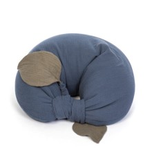 That's Mine - Nursery Pillow - Blue