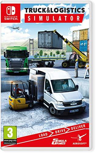 Bilde av Truck & Logistics Simulator
