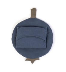 That's Mine - Comfy Me Baby Nursing Pillow - Blueberry