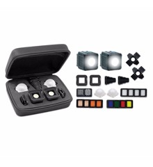Lume Cube - 2,0 Professional Lighting Kit - Black