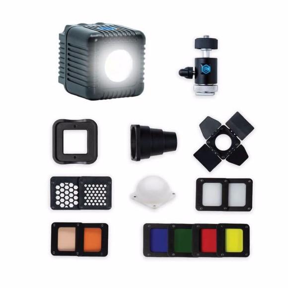 Lume Cube - 2.0 Portable Lighiting Kit Plus - Black