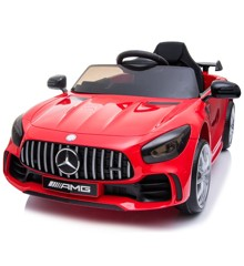 Azeno - Elbil - Mercedes GTR AMG 12V - Rød