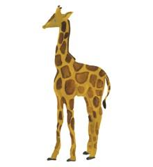 That's Mine - Wall Sticker Giraf Baby - Gul