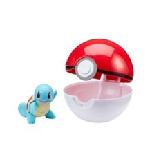 Pokemon - Clip'N Go - Squirtle (97642)