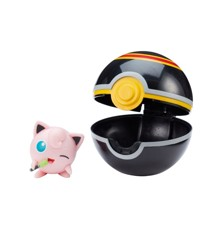 Pokemon - Clip'N Go - Jigglupuff (5 cm)