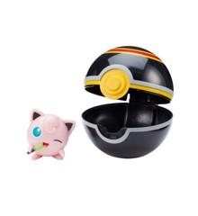 Pokemon - Clip'N Go - Jigglupuff (97640)
