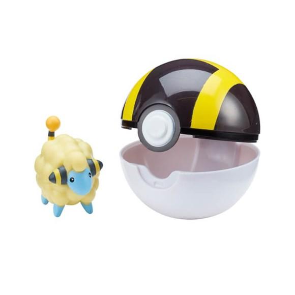 Pokemon - Clip'N Go - Mareep (5 cm)