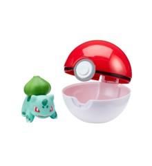 Pokemon - Clip'N Go - Bulbasaur (97643)