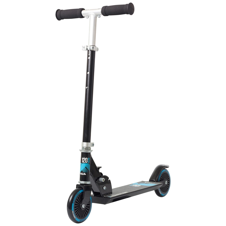 Stiga - Kick Scooter COMET 120-S - Black (80-7422-16)