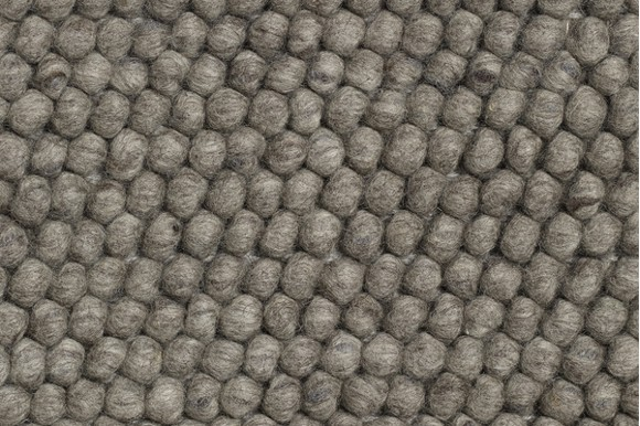 HAY - Peas Tæppe 200 x 300 cm - Mørk Grå