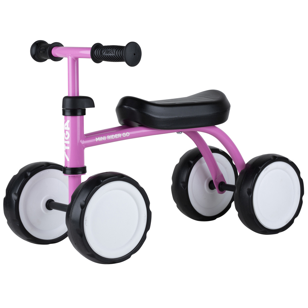 Stiga - Mini Rider Go - Pink (80-7361-07)