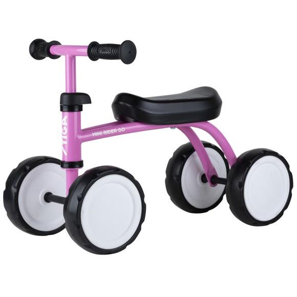 Stiga - Mini Rider Go - Pink