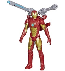 Avengers - Titan Hero - Blast Gear Iron Man - 30 cm