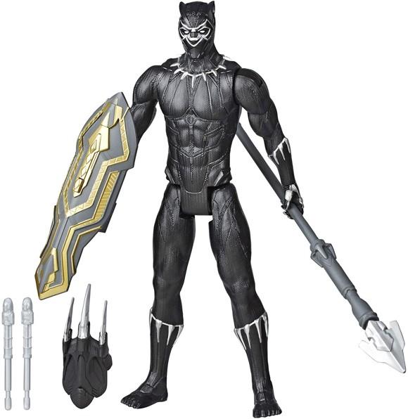 Avengers - Titan Hero - Blast Gear Black Panther - 30cm
