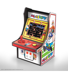 Micro Player Mappy Retro