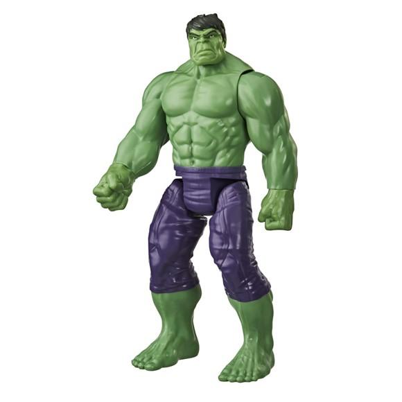 Avengers - Titan Hero - Deluxe Hulk - 30 cm (E7475)