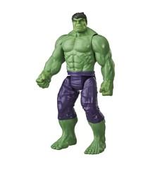 Avengers - Titan Hero - Deluxe Hulk - 30 cm