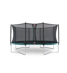 BERG - Grand Favorit 520 + Comfort Safety Net - Green (30.25.65.71)