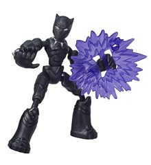 Avengers - Bend and Flex - Black Panther - 15 cm