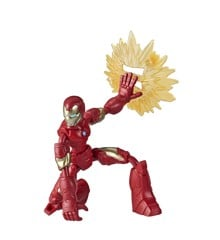 Avengers - Bend and Flex - Iron Man - 15 cm (E7870)
