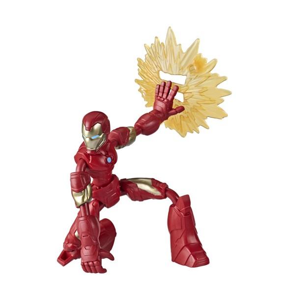 Avengers - Bend and Flex - Iron Man - 15 cm (E7870)