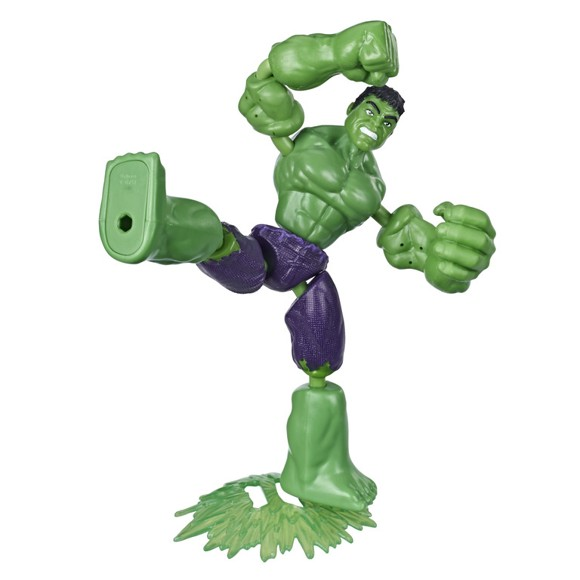 Avengers - Bend and Flex - Hulk - 15 cm (E7871)
