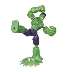 Avengers - Bend and Flex - Hulk - 15 cm
