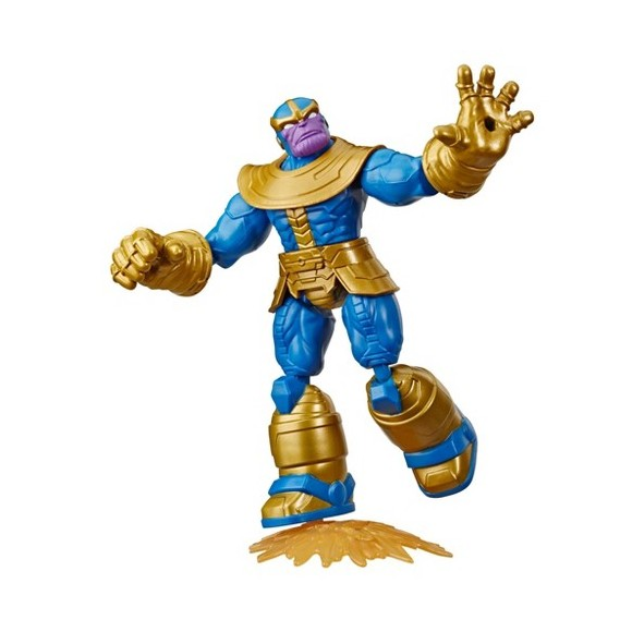 Avengers - Bend and Flex - Thanos - 15 cm (E8344)