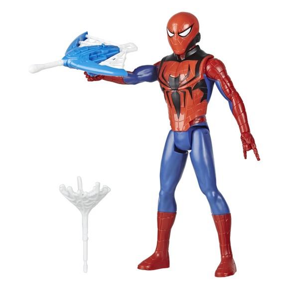 Spider-Man - Titan Hero - Blast Gear Spider-Man - 30 cm (E7344)