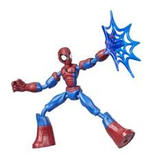Spider-Man - Bend and Flex - Spider-Man - 15 cm