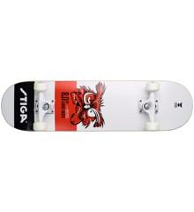 Stiga - Skateboard Owl 8.0 - Hvid