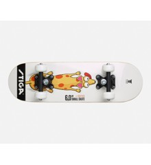 Stiga - Skateboard Dog 6.0 - Hvid