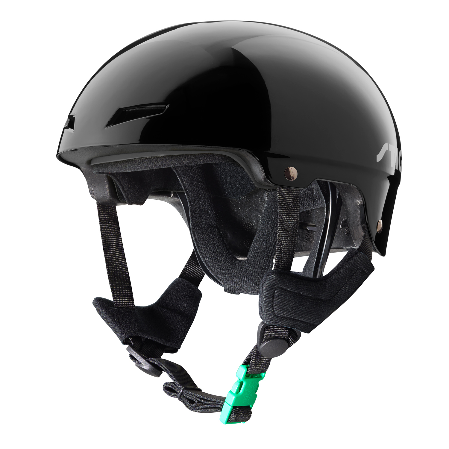 Stiga - Kids Helmet Play - Black M (52-56) (82-5041-05)