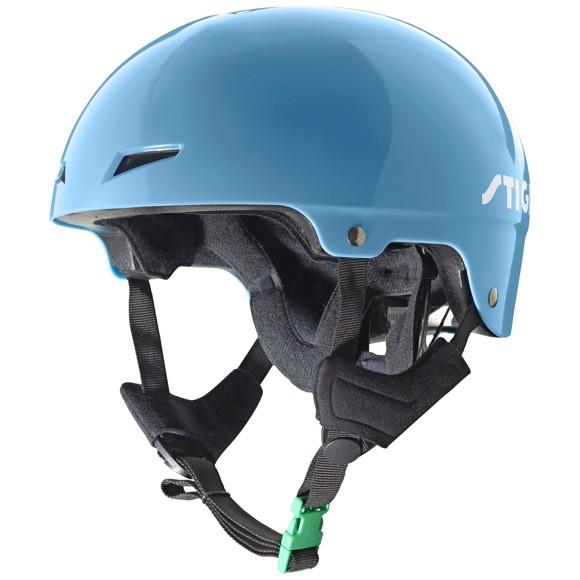 Stiga - Kids Helmet Play - Blue S (48-52)(82-5046-04)