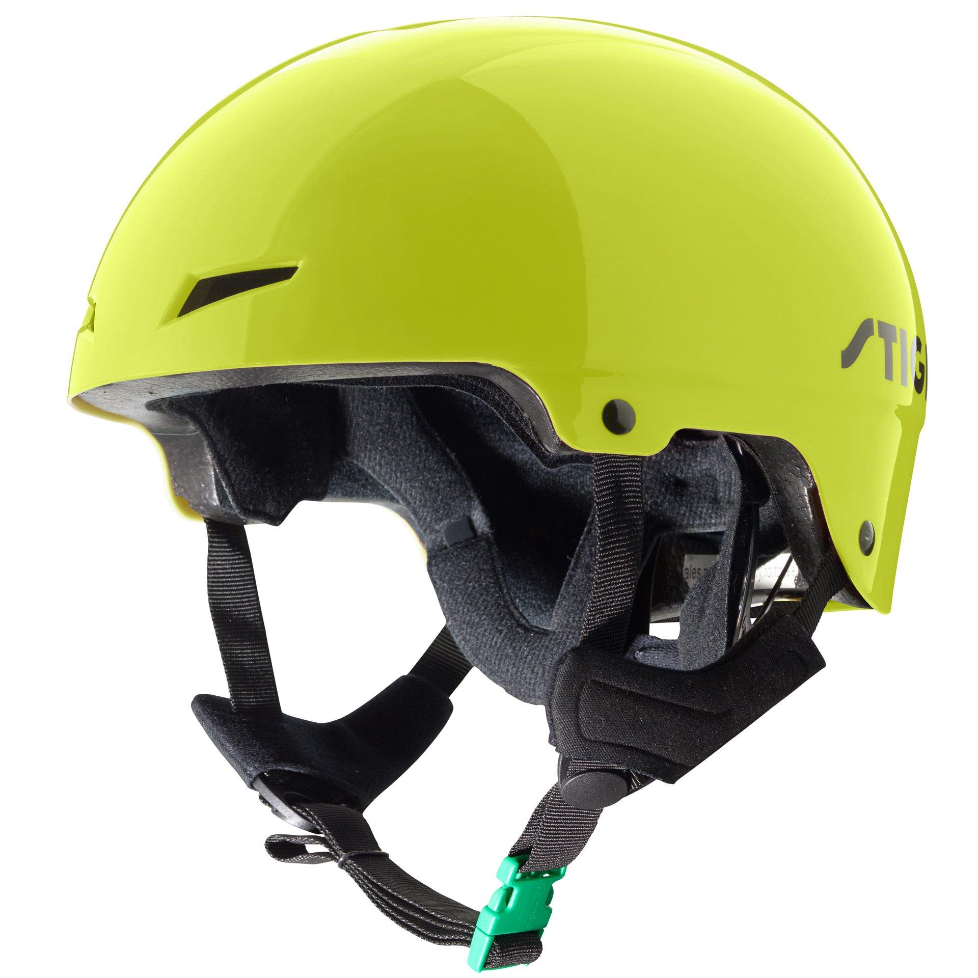 Stiga - Kids Helmet Play - Green S (48-52) (82-5049-04)