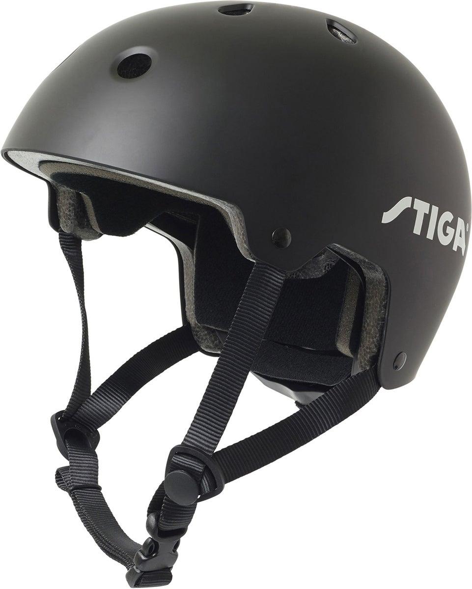 Stiga - Helmet - Street RS - Black S (52-54)(82-3141-04)