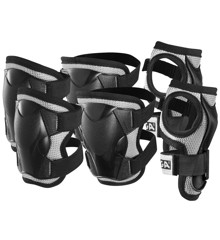 Stiga - Safty Set - Black XS (2-4 years)(82-2741-03)