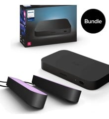 Philips Hue - HDMI Sync Box + Play Light Bars  - Bundle